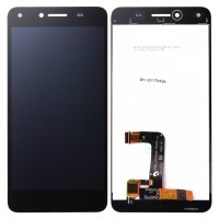 Ansamblu Display LCD + Touchscreen Huawei Y5II CUN-L21 Black Negru . Ecran + Digitizer Huawei Y5II CUN-L21 Black Negru