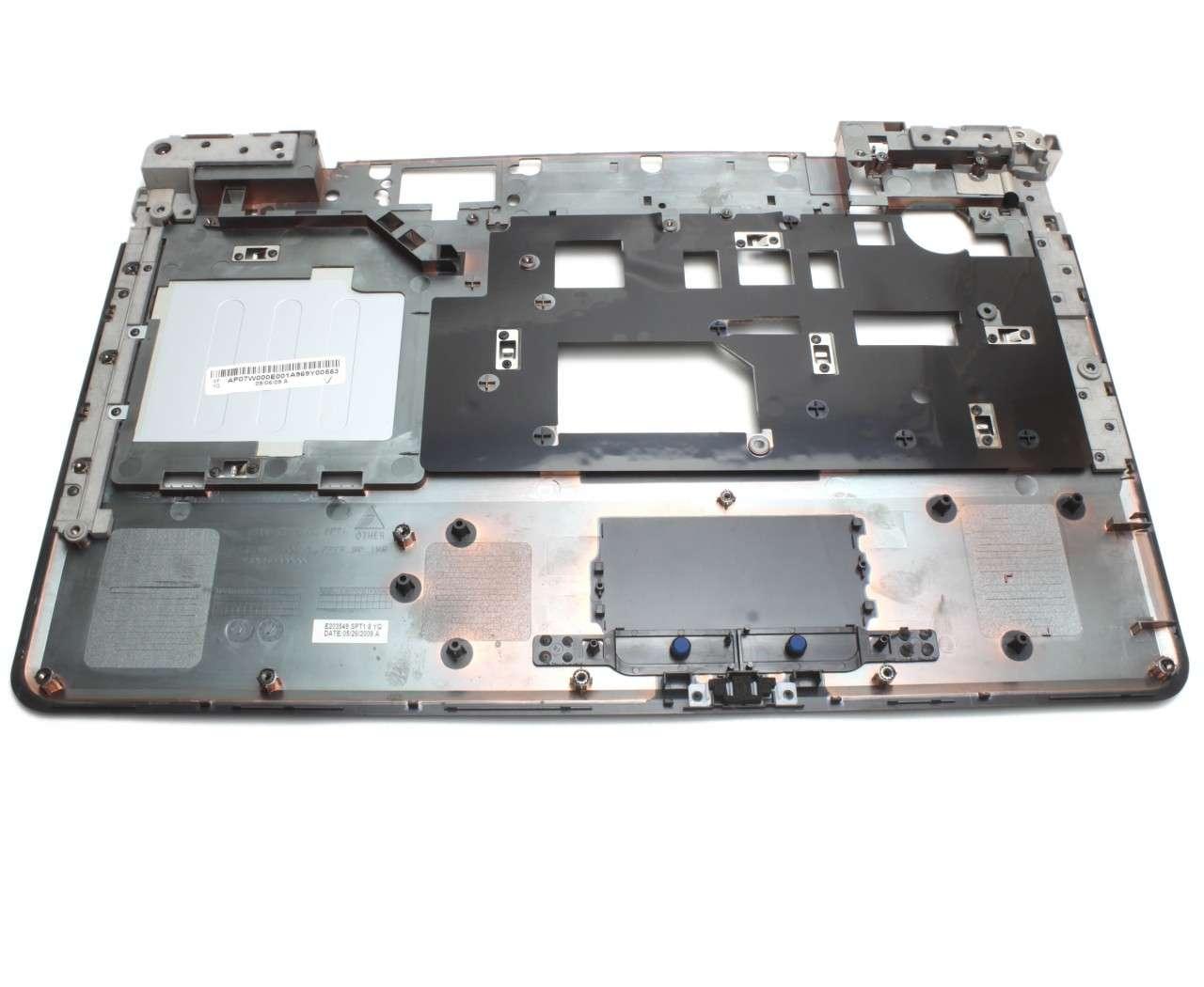 Palmrest Lenovo AP07W000E00 Negru fara touchpad imagine powerlaptop.ro 2021