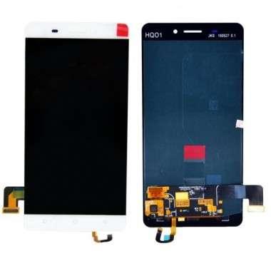 Ansamblu Display LCD + Touchscreen Allview P8 Energy Alb . Ecran + Digitizer Allview P8 Energy Alb