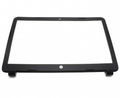 Bezel Front Cover HP  255 G2. Rama Display HP  255 G2 Neagra