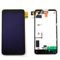Ansamblu Display LCD + Touchscreen Nokia Lumia 630 ORIGINAL. Ecran + Digitizer Nokia Lumia 630 ORIGINAL