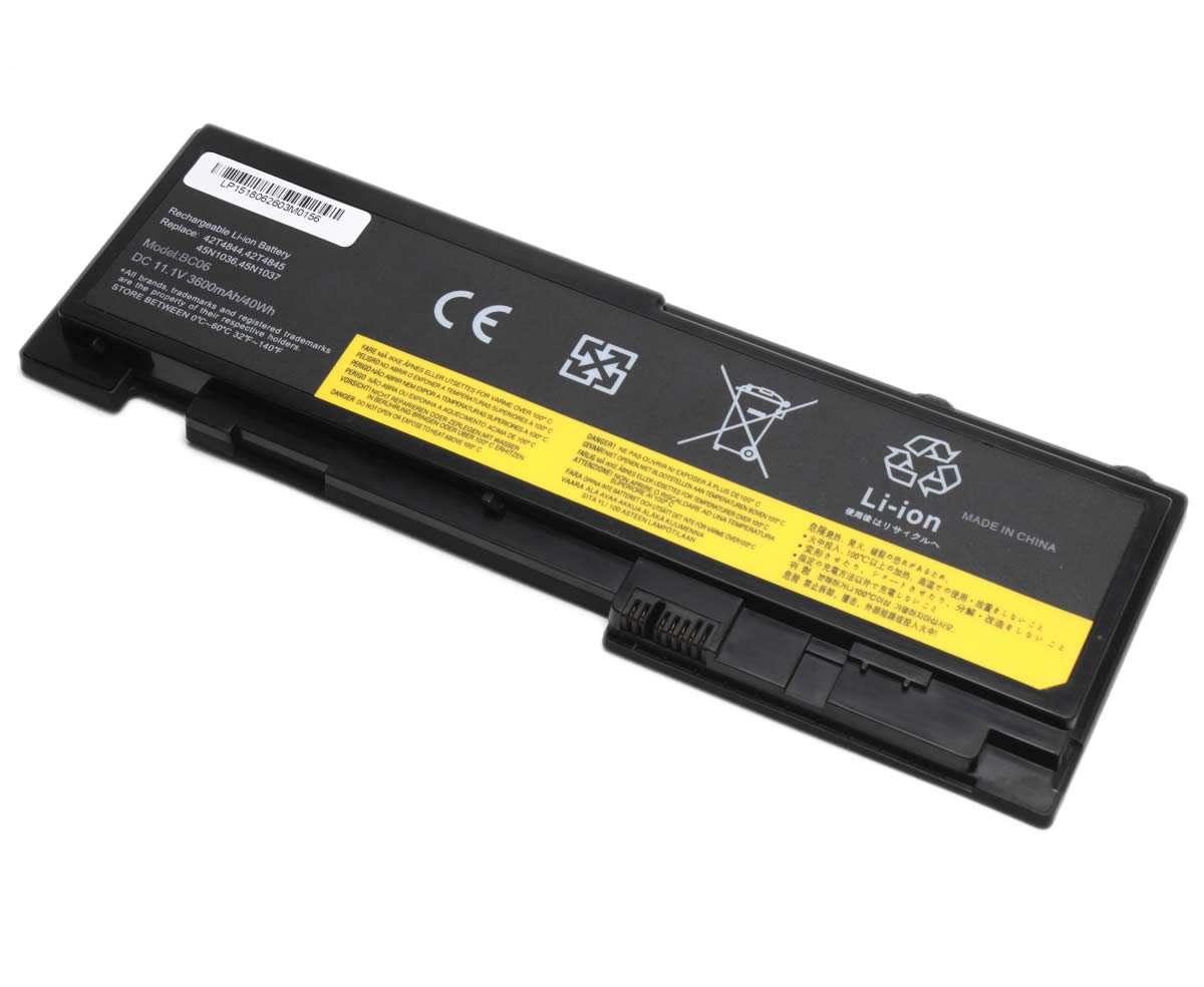 Baterie Lenovo ThinkPad T430S imagine powerlaptop.ro 2021
