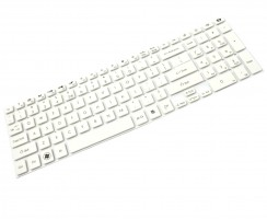 Tastatura Acer TravelMate P273 M alba. Keyboard Acer TravelMate P273 M alba. Tastaturi laptop Acer TravelMate P273 M alba. Tastatura notebook Acer TravelMate P273 M alba