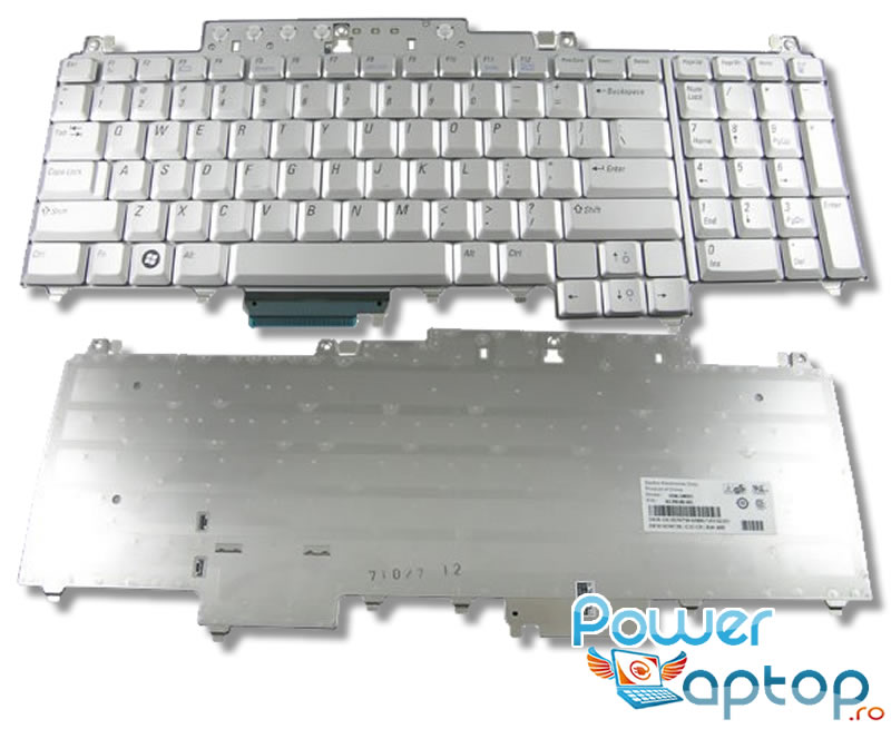 Tastatura Dell UW739 imagine