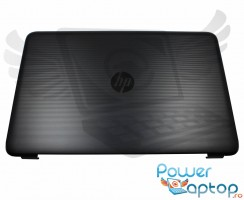 Carcasa Display HP  15-AY. Cover Display HP  15-AY. Capac Display HP  15-AY Neagra