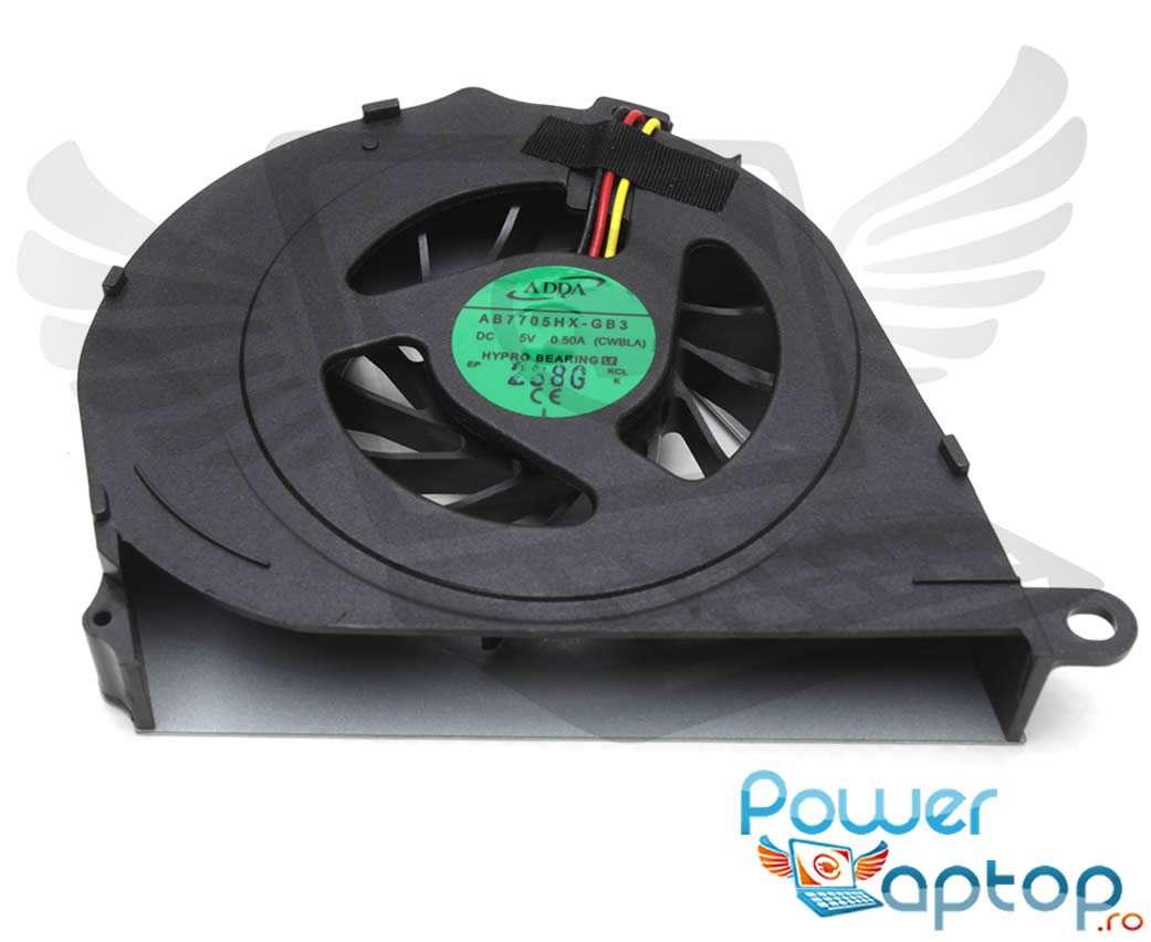 Cooler laptop Toshiba Satellite L750D imagine powerlaptop.ro 2021