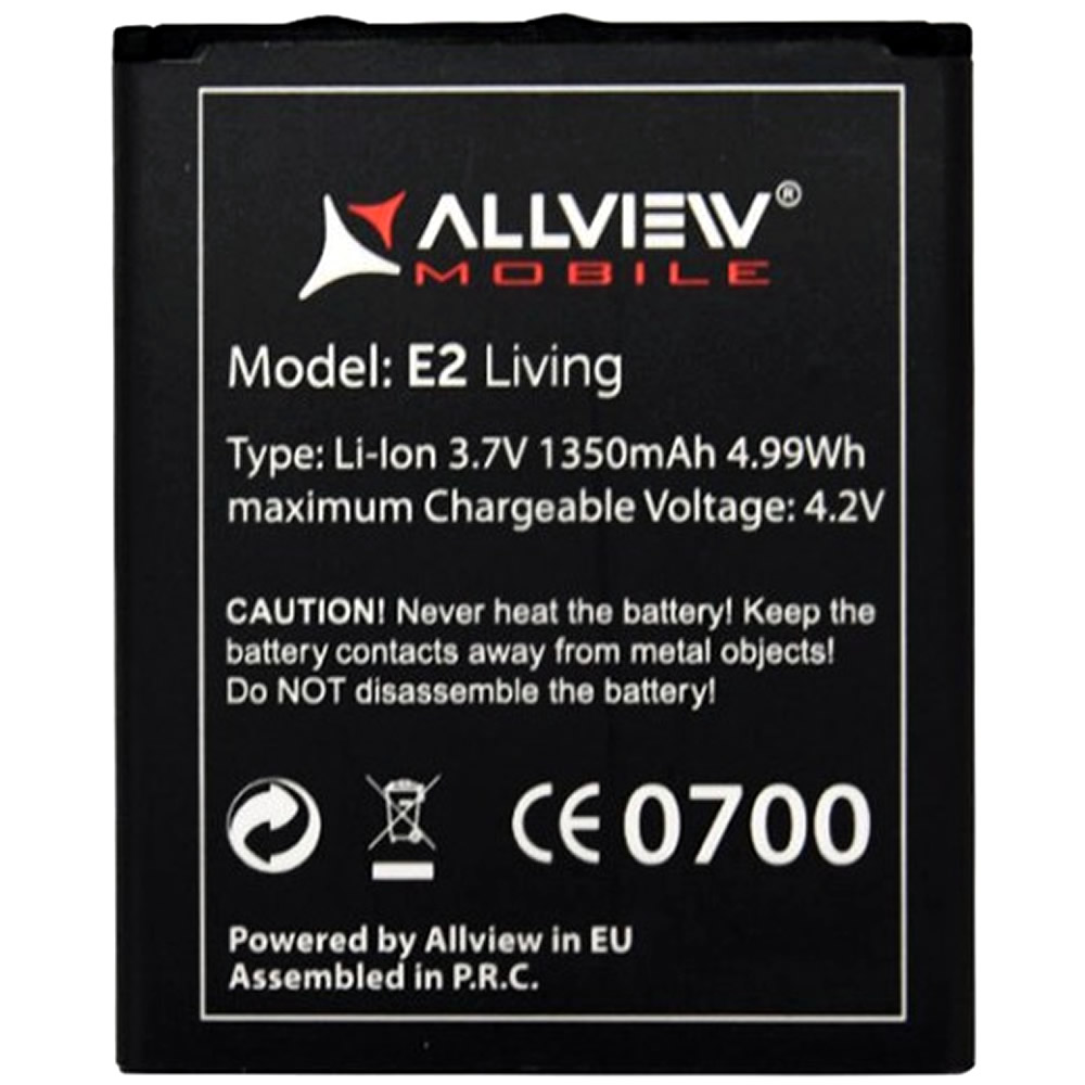 Baterie Acumulator Allview E2 Living imagine 2021