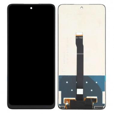 Ansamblu Display LCD + Touchscreen Huawei  P Smart 2021 Black Negru . Ecran + Digitizer Huawei  P Smart 2021 Black Negru