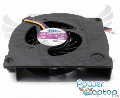 Cooler laptop Asus  A40JC. Ventilator procesor Asus  A40JC. Sistem racire laptop Asus  A40JC