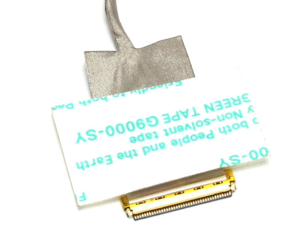 Cablu video LVDS Asus 1422 01VY0AS fara touchscreen imagine powerlaptop.ro 2021