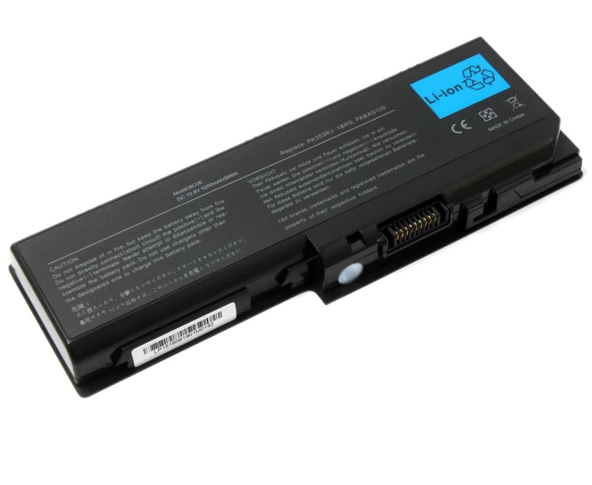 Imagine  Baterie laptop Toshiba PA3537U 1BRS