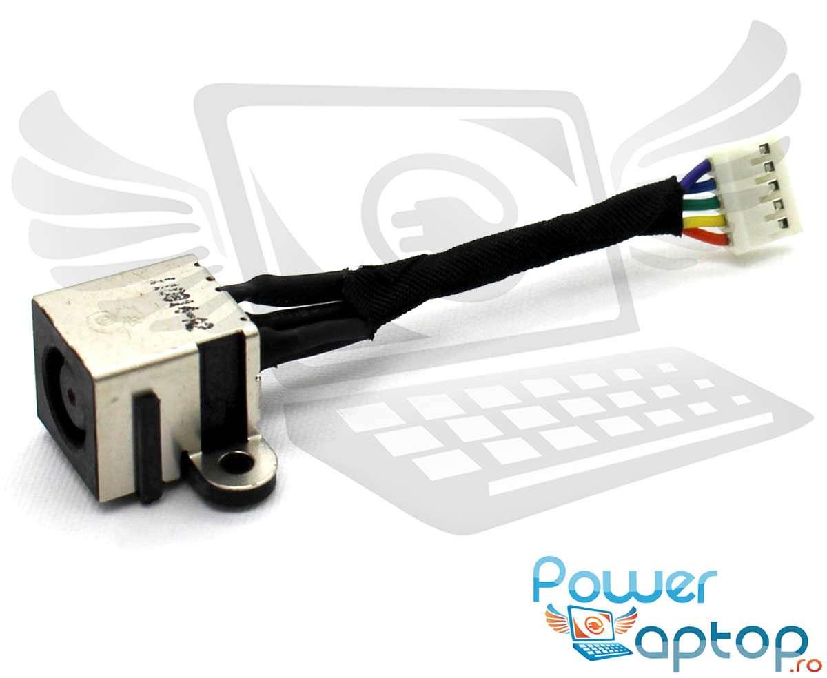 Mufa alimentare laptop Dell DD0UM3PB002 cu fir imagine