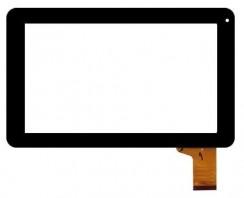 Digitizer Touchscreen Virgo Quad 9. Geam Sticla Tableta Virgo Quad 9