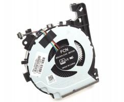 Cooler procesor CPU laptop HP DFS501105PR0T. Ventilator procesor HP DFS501105PR0T.
