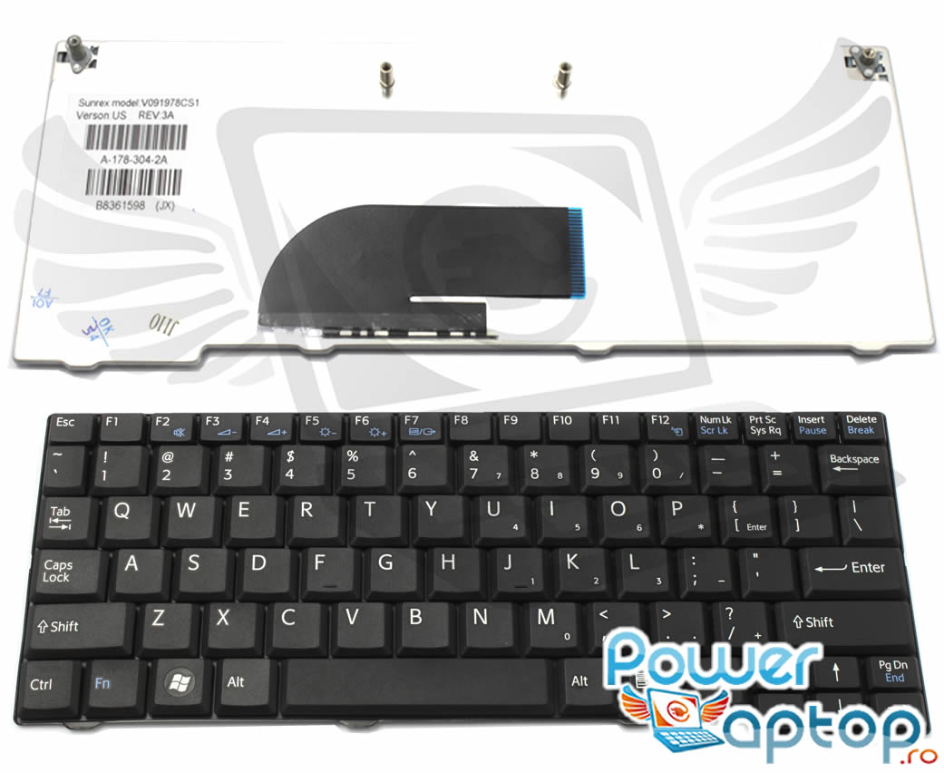 Tastatura Sony Vaio VPCM111AX imagine