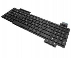 Tastatura Asus Asus ROG Strix GL703GM iluminata. Keyboard Asus Asus ROG Strix GL703GM. Tastaturi laptop Asus Asus ROG Strix GL703GM. Tastatura notebook Asus Asus ROG Strix GL703GM
