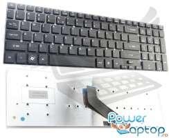 Tastatura Gateway  NV55S03u. Keyboard Gateway  NV55S03u. Tastaturi laptop Gateway  NV55S03u. Tastatura notebook Gateway  NV55S03u