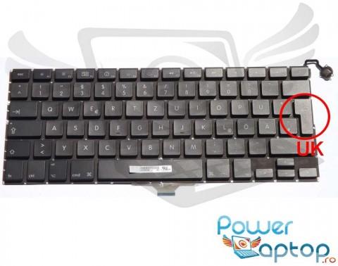 "Tastatura Apple MacBook Air 13"" A1304. Keyboard Apple MacBook Air 13"" A1304. Tastaturi laptop Apple MacBook Air 13"" A1304. Tastatura notebook Apple MacBook Air 13"" A1304"