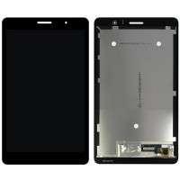Ansamblu Display LCD  + Touchscreen Huawei MediaPad T3 7.0 3G BG2-U03 Negru. Modul Ecran + Digitizer Huawei MediaPad T3 7.0 3G BG2-U03 Negru