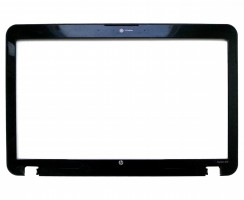 Bezel Front Cover HP  YRE3ILX6TP103. Rama Display HP  YRE3ILX6TP103 Neagra
