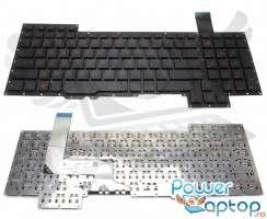 Tastatura Asus  0KNB0 E601UI00. Keyboard Asus  0KNB0 E601UI00. Tastaturi laptop Asus  0KNB0 E601UI00. Tastatura notebook Asus  0KNB0 E601UI00
