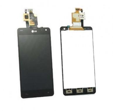 Ansamblu Display LCD LG Optimus G E975 fara rama ORIGINAL + Touchscreen LG Optimus G E975 fara rama ORIGINAL