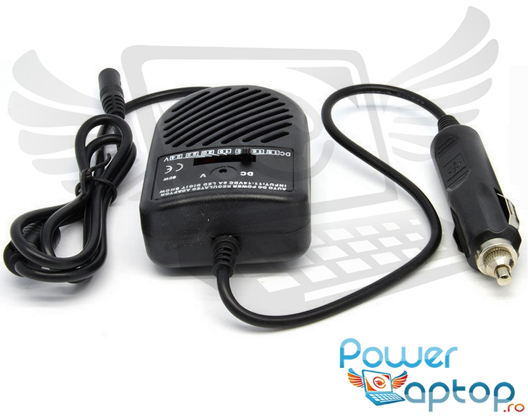 Incarcator auto HP G61 101TU imagine powerlaptop.ro 2021