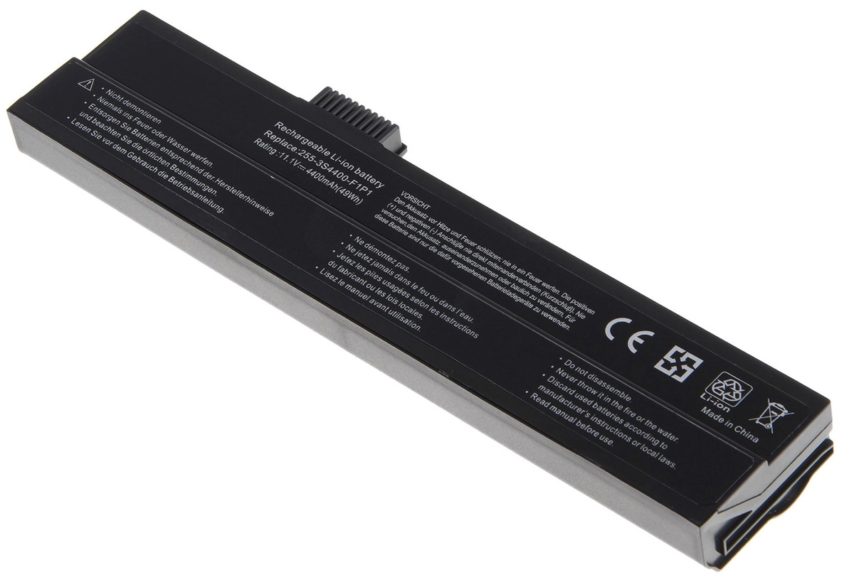 Baterie Maxdata Eco 4500A imagine powerlaptop.ro 2021