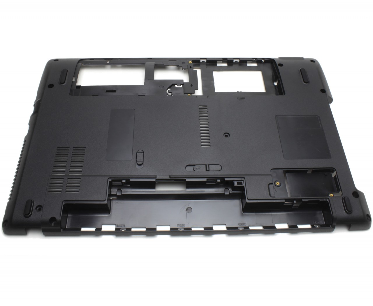Bottom Case Packard Bell Easynote TK81 V1 Carcasa Inferioara cu codul AP0FO0007000 imagine powerlaptop.ro 2021