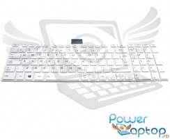 Tastatura Toshiba Satellite S70T-A Alba. Keyboard Toshiba Satellite S70T-A Alba. Tastaturi laptop Toshiba Satellite S70T-A Alba. Tastatura notebook Toshiba Satellite S70T-A Alba