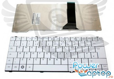 Tastatura Fujitsu Siemens Amilo PI3560  alba. Keyboard Fujitsu Siemens Amilo PI3560  alba. Tastaturi laptop Fujitsu Siemens Amilo PI3560  alba. Tastatura notebook Fujitsu Siemens Amilo PI3560  alba