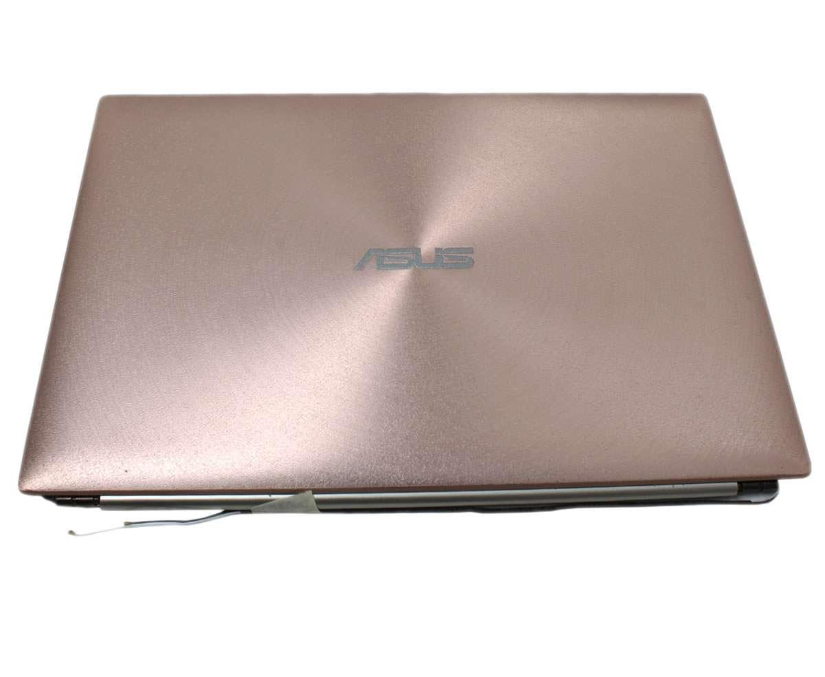Ansamblu superior display LCD si carcasa Asus UX31 Sampanie imagine powerlaptop.ro 2021