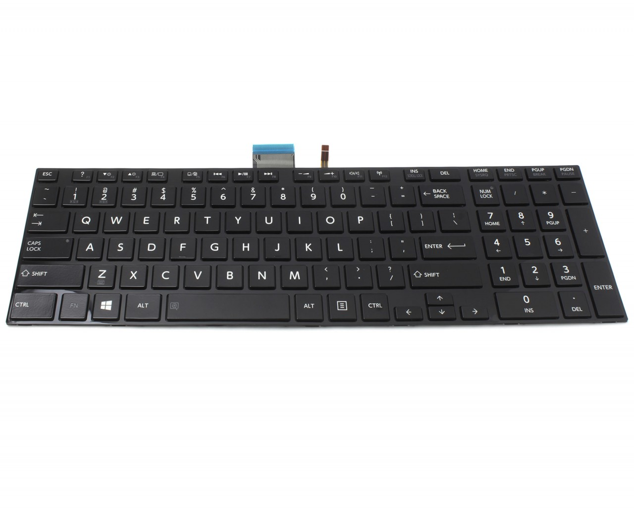 Tastatura Toshiba Satellite L55 A iluminata backlit imagine powerlaptop.ro 2021