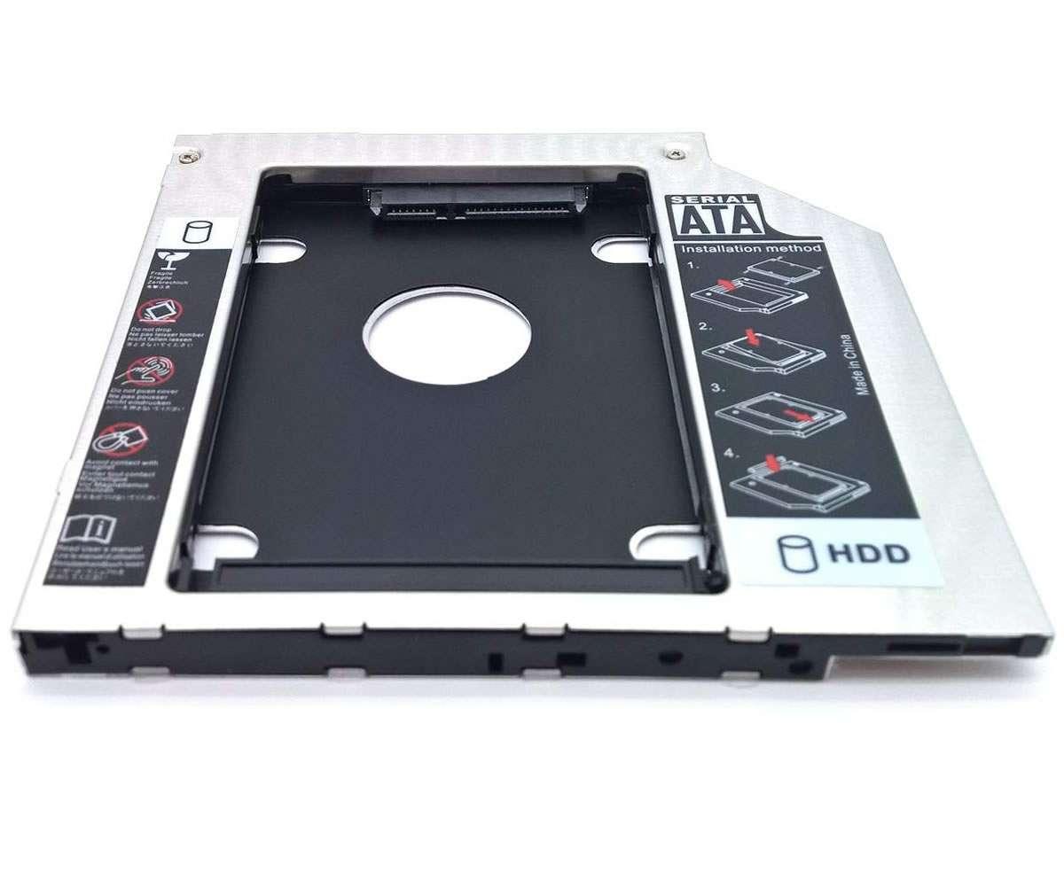 HDD Caddy laptop 9.5mm intern SATA extern IDE imagine powerlaptop.ro 2021