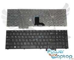 Tastatura Samsung RV510 neagra. Keyboard Samsung RV510 neagra. Tastaturi laptop Toshiba Samsung RV510. Tastatura notebook Samsung RV510 neagra