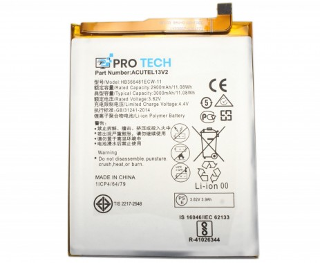 Baterie Honor 8 Lite ProTech. Acumulator Honor 8 Lite ProTech. Baterie telefon Honor 8 Lite Protech. Acumulator telefon Honor 8 Lite ProTech. Baterie smartphone Honor 8 Lite Protech