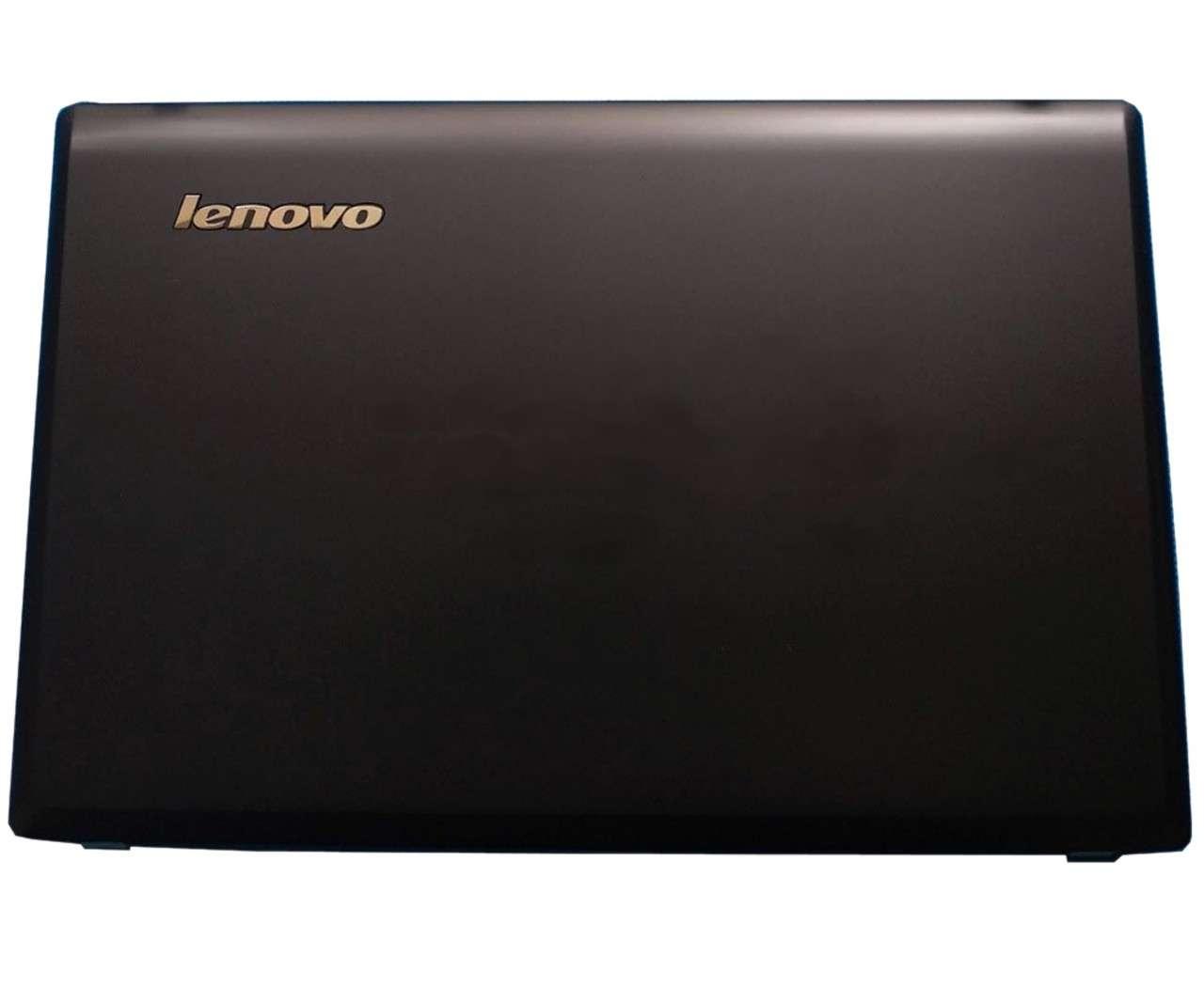 Capac Display BackCover Lenovo AP0N2000444 Carcasa Display Neagra Varianta 2 imagine powerlaptop.ro 2021