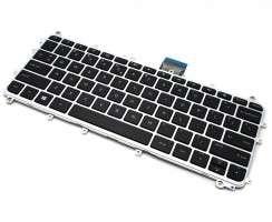Tastatura HP 11-n040ca Neagra. Keyboard HP 11-n040ca Neagra. Tastaturi laptop HP 11-n040ca Neagra. Tastatura notebook HP 11-n040ca Neagra