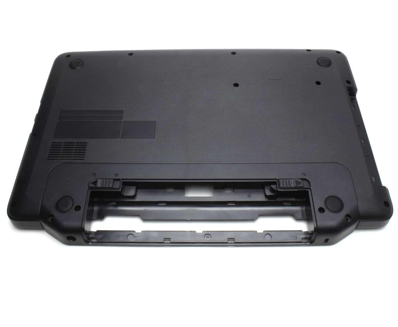 Bottom Case Dell Inspiron N5050 Carcasa Inferioara Neagra imagine powerlaptop.ro 2021