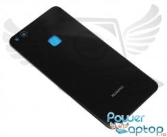 Capac Baterie Huawei P10 Lite Negru Graphite Black. Capac Spate Huawei P10 Lite Negru Graphite Black