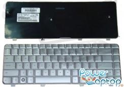 Tastatura HP Pavilion DV4-1010 argintie. Keyboard HP Pavilion DV4-1010 argintie. Tastaturi laptop HP Pavilion DV4-1010 argintie. Tastatura notebook HP Pavilion DV4-1010 argintie