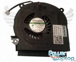 Cooler laptop Dell CG055515VH A . Ventilator procesor Dell CG055515VH A . Sistem racire laptop Dell CG055515VH A