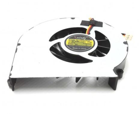 Cooler laptop HP Compaq  CQ43. Ventilator procesor HP Compaq  CQ43. Sistem racire laptop HP Compaq  CQ43