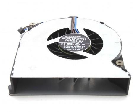 Cooler laptop HP ProBook 4530S. Ventilator procesor HP ProBook 4530S. Sistem racire laptop HP ProBook 4530S