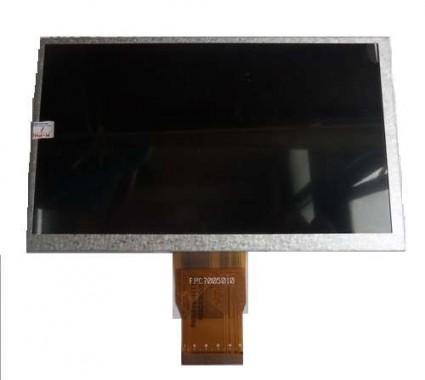 Display Allview Speed City. Ecran TN LCD tableta Allview Speed City