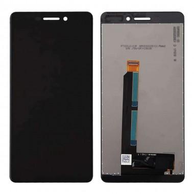 Ansamblu Display LCD + Touchscreen Nokia 6.1 2018 TA-1043. Ecran + Digitizer Nokia 6.1 2018 TA-1043