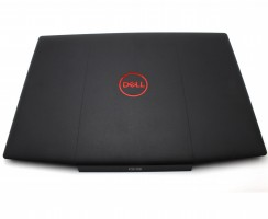 Carcasa Display Dell G3 P89F. Cover Display Dell G3 P89F. Capac Display Dell G3 P89F Neagra cu Logo Rosu