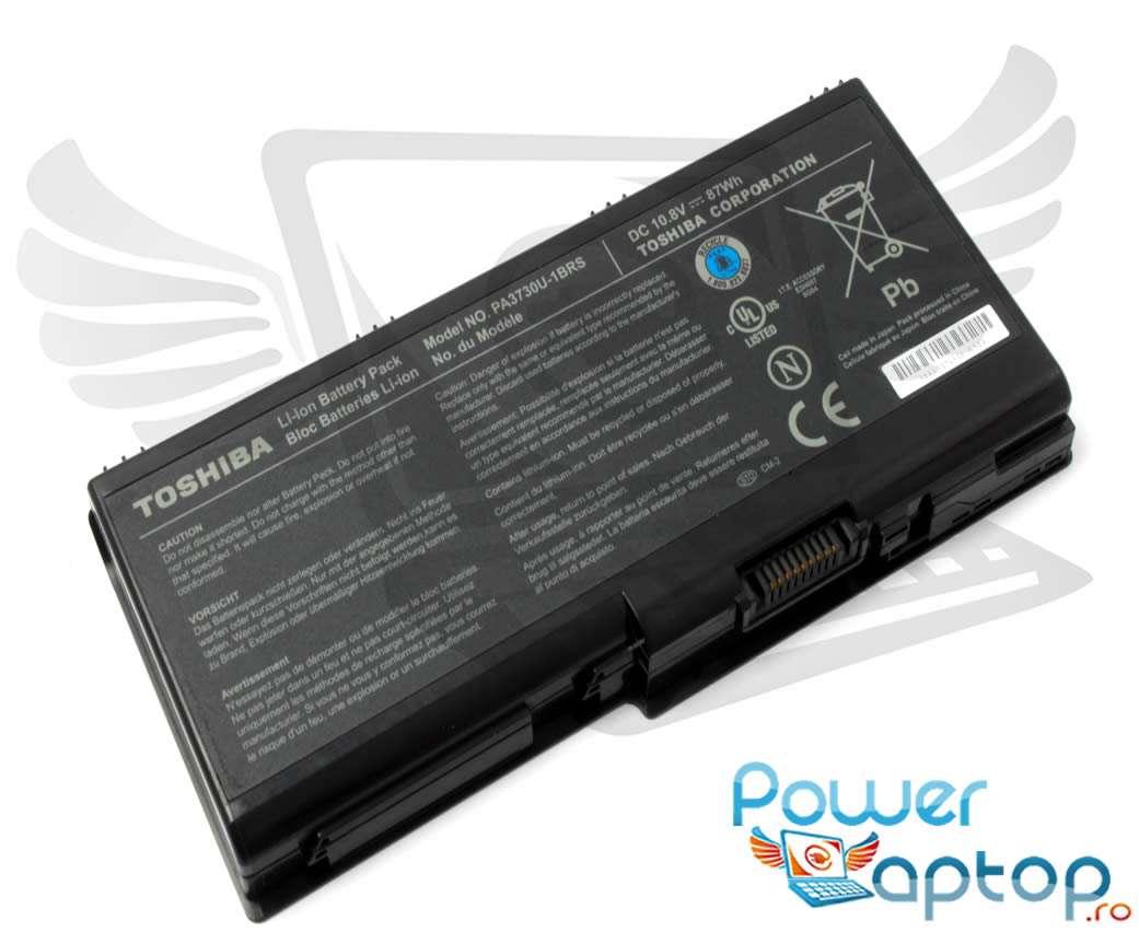 Baterie Toshiba Qosmio 97L 9 celule Originala imagine powerlaptop.ro 2021