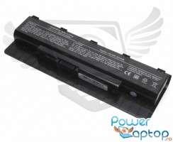 Baterie Asus  N76VM. Acumulator Asus  N76VM. Baterie laptop Asus  N76VM. Acumulator laptop Asus  N76VM. Baterie notebook Asus  N76VM
