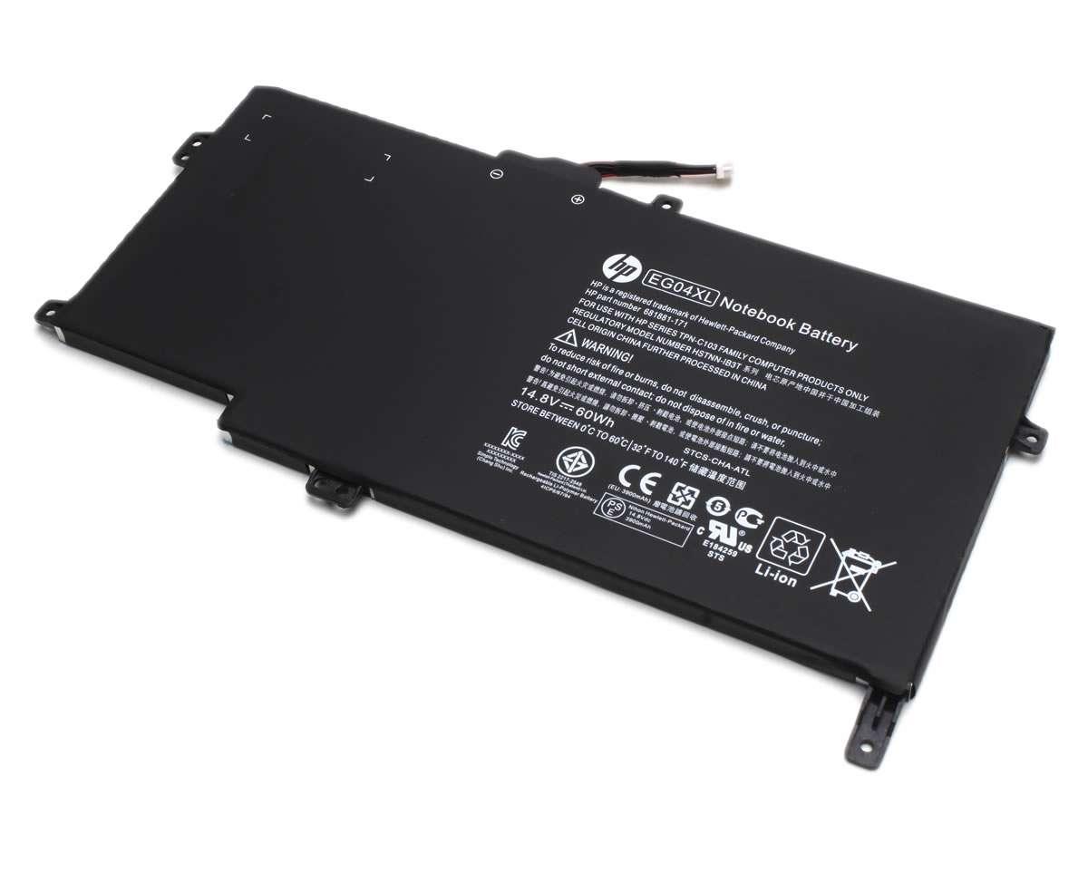 Baterie HP Envy Ultrabook 6 1118TX Originala imagine